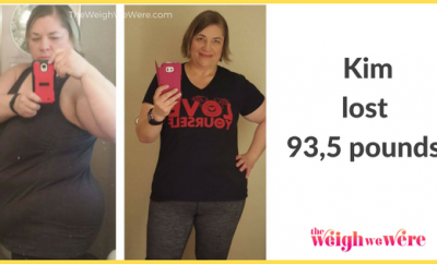 93.5 Pounds Lost: Wanted my life back!
