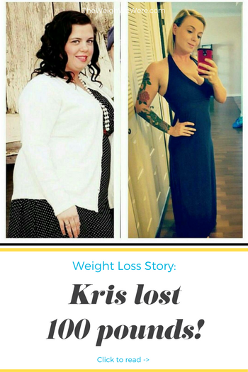 Kris lost 100 pounds! See my before and after weight loss pictures, and read amazing weight loss success stories from real women and their best weight loss diet plans and programs. Motivation to lose weight with walking and inspiration from before and after weightloss pics and photos.