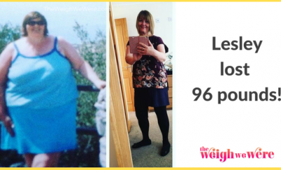 Weight Loss Before and After: Lesley Loses 96 Pounds And Gets Healthy
