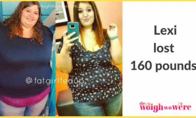 Real Weight Loss Success Stories: Lexi Loses 160 Pounds And Takes Her Life Back