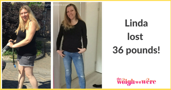 Linda Lost 36 Pounds