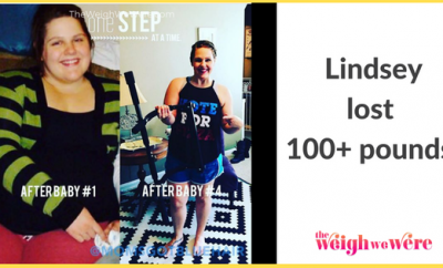 Weight Loss Success Stories: Lindsay Lost 100 Pounds After Four Babies