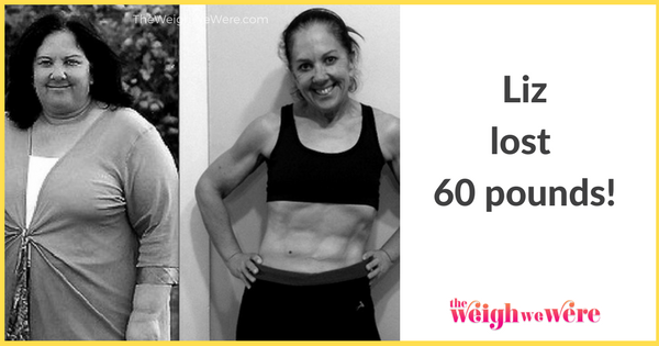 60 Pounds Lost: Anything is Possible! - The Weigh We Were