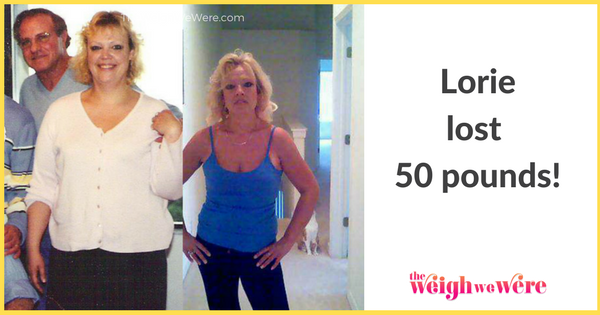 50 Pounds Lost: Ditching The Diet Mentality - The Weigh We ...