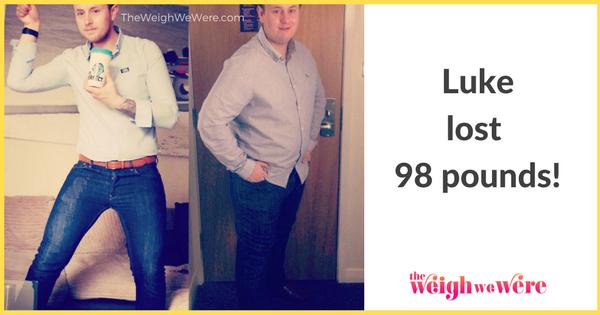 Luke Lost 98 Pounds