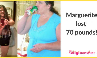 Marguerite Lost 70 Pounds