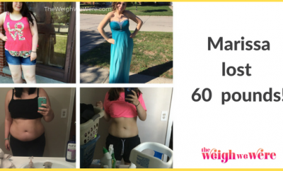 Real Weight Loss Success Stories: Marissa Lost 60 Pounds As A Teenager In High School