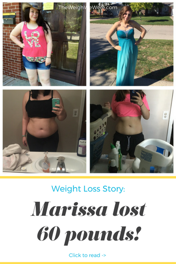 Marissa Lost 60 Pounds