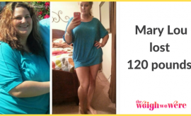 Mary Lour Lost 120 Pounds