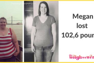 Megan Lost 102.6 Pounds