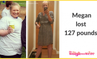 127 Pounds Lost: Getting Fit Before 40