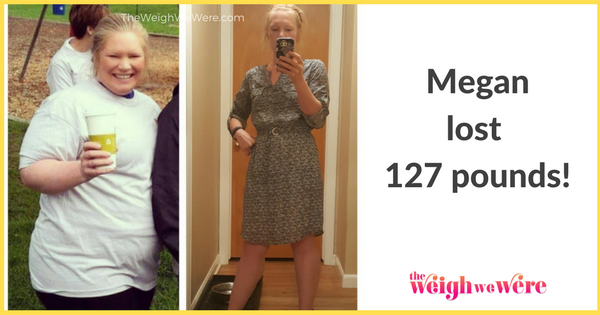 127 Pounds Lost: Getting Fit Before 40 - The Weigh We Were