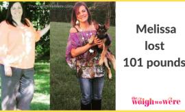 Melissa Lost 101 Pounds