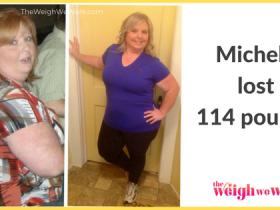 Michelle Lost 114 Pounds