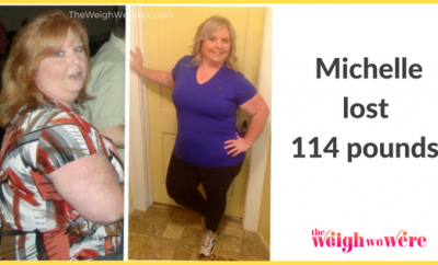 114 Pounds Lost: Plump to personal trainer