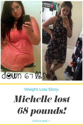 Michelle Lost 68 Pounds