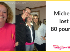 Michelle Lost 80 Pounds