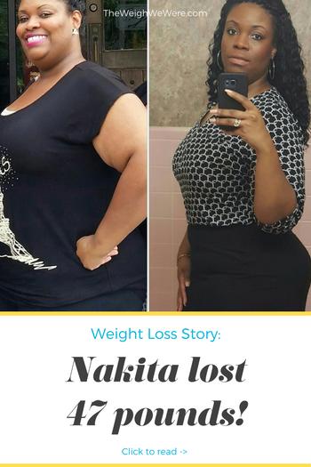 Nakita Lost 47 Pounds