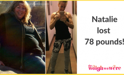 78 Pounds Lost: Becoming She Ra
