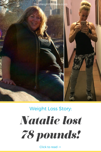 Natalie Lost 78 Pounds