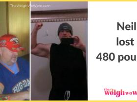 Neil Lost 480 Pounds