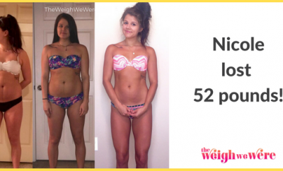 Weight Loss Before and After: Nicole Lost 52 Pounds After Pregnancy