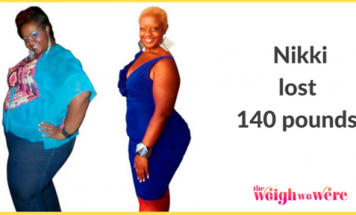 Before And After: Nikki Loses 140 Pounds Without Surgery!