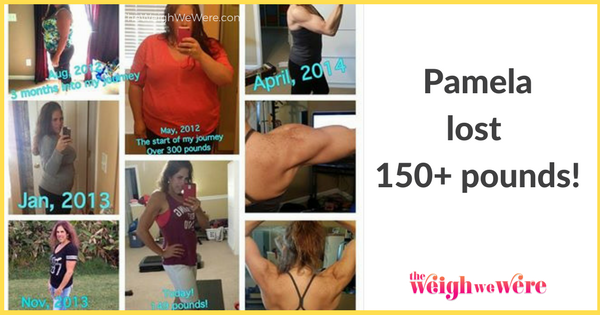 Pamela Lost 150 Pounds