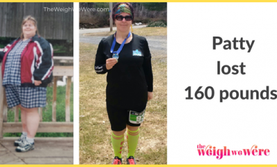 160 Pounds Down – Because I'm worth it!