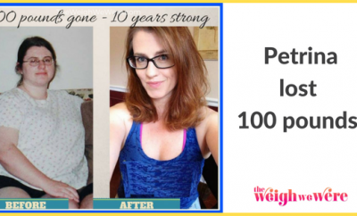 Weight Loss Success Stories: Petrina Lost 100 Pounds And Kept It Off For 10 Years