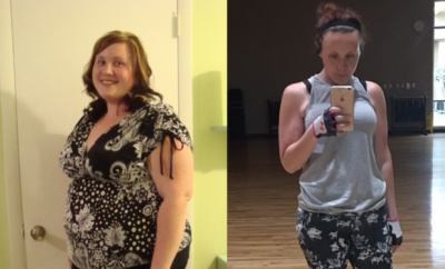 123 Pounds Lost:  We all have a story to tell…