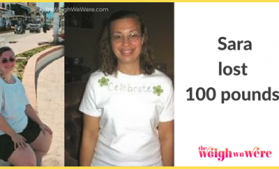 Weight Loss Success Stories: Sara Shed 100 Pounds And Fought Her Eating Disorder