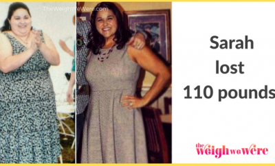 110 Pounds Lost: Sarah Finds Vegetarian Way Of Life