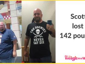 Scott Lost 142 Pounds