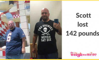 Scott Lost 142 Pounds