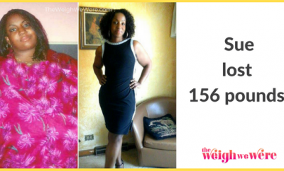 How I Lost Weight: Sue Lost 156 Pounds And Finally Found Herself