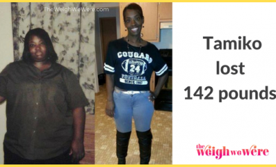 How I Lost Weight: Tamiko Lost 142 Pounds And Went From Couch Potato To Active