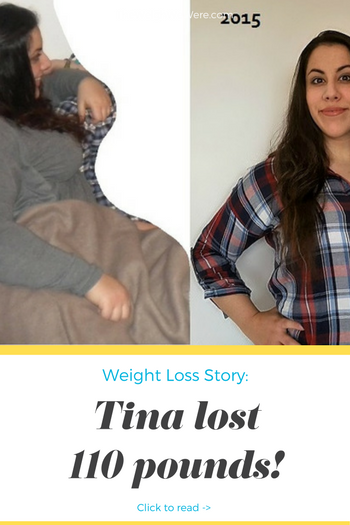 Tina Lost 110 Pounds