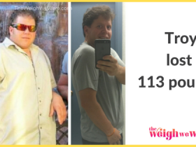 Troy Lost 113 Pounds