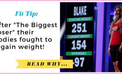 After 'The Biggest Loser,' Their Bodies Fought to Regain Weight| via TheWeighWeWere.com