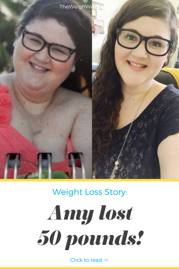 Amy lost 50 pounds! See my before and after weight loss pictures, and read amazing weight loss success stories from real women and their best weight loss diet plans and programs. Motivation to lose weight with walking and inspiration from before and after weightloss pics and photos.