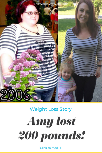 Amy lost 200 pounds! See my before and after weight loss pictures, and read amazing weight loss success stories from real women and their best weight loss diet plans and programs. Motivation to lose weight with walking and inspiration from before and after weightloss pics and photos.
