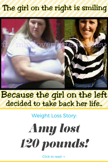 Amy Lost 120 Pounds