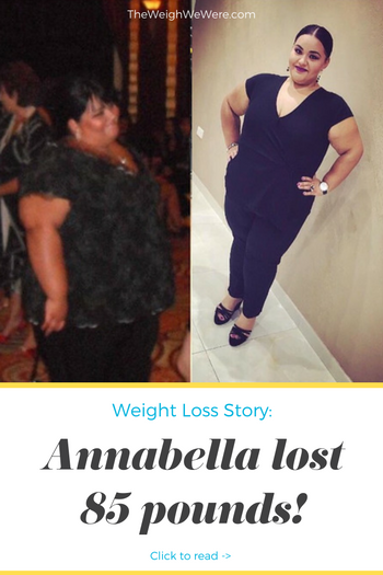 Annabela Lost 85 Pounds