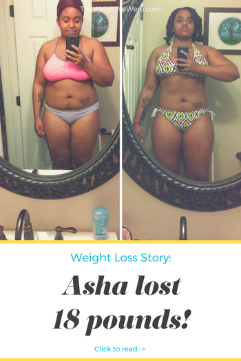 I lost over 10 pounds! Read my weight loss success story at the inspiration weightloss website The Weigh We Were.  Beautiful black women losing weight with clean eating habits, lifestyle changes, meal plans and diet programs. Before and after African American pictures, motivation, fitspo and workout gym tips.