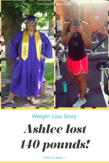 Ashlee lost 140 pounds! See my before and after weight loss pictures, and read amazing weight loss success stories from real women and their best weight loss diet plans and programs. Motivation to lose weight with walking and inspiration from before and after weightloss pics and photos.