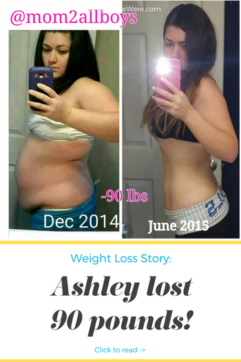 Ashley lost 90 pounds! See my before and after weight loss pictures, and read amazing weight loss success stories from real women and their best weight loss diet plans and programs. Motivation to lose weight with walking and inspiration from before and after weightloss pics and photos.