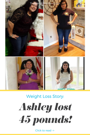 Ashely lost 45 pounds! See my before and after weight loss pictures, and read amazing weight loss success stories from real women and their best weight loss diet plans and programs. Motivation to lose weight with walking and inspiration from before and after weightloss pics and photos.