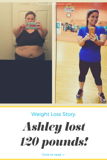 Ashley lost 120 pounds! See my before and after weight loss pictures, and read amazing weight loss success stories from real women and their best weight loss diet plans and programs. Motivation to lose weight with walking and inspiration from before and after weightloss pics and photos.