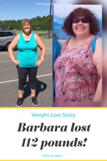 Barbara Lost 112 Pounds